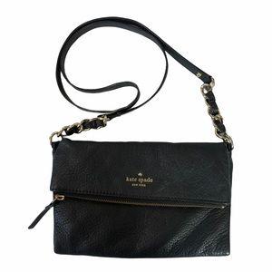 Kate Spade Cobble Hill Black Pebbled Leather Bag